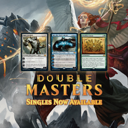 Double Masters Singles Now Available!