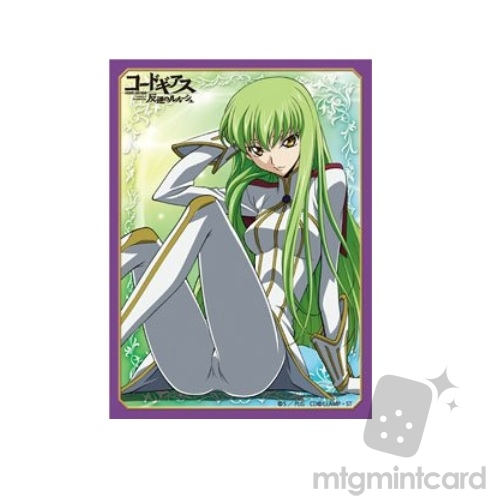 Broccoli 80 Character Sleeves -  Code Geass - CC - 43531