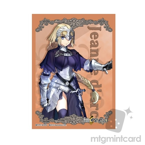 Broccoli 80 Character Sleeves - Fate/EXTELLA - Jeanne d'Arc - 38787
