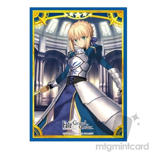 Broccoli 80 Character Sleeves - Fate/Grand Order - Saber/Altria Pendragon