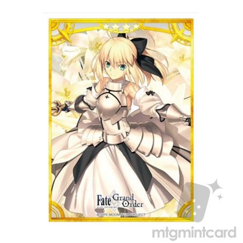 Broccoli 80 Character  Sleeves - Fate/Grand Order - Saber/Altria Pendragon (Lily)