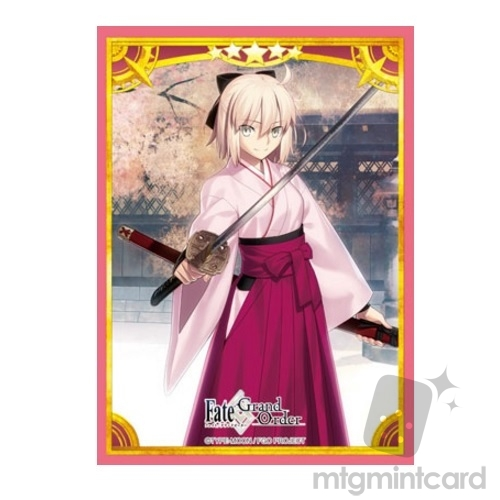 Broccoli 80 Character  Sleeves - Fate/Grand Order - Saber/Okita Soji