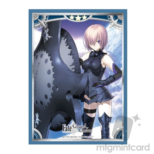 Broccoli 80 Character  Sleeves - Fate/Grand Order - Shielder / Mashu Kyrielite