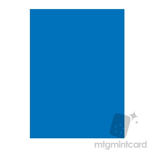 Legion Supplies 50 - Double Matte Deck Protector Sleeves - Blue - BLUDMT