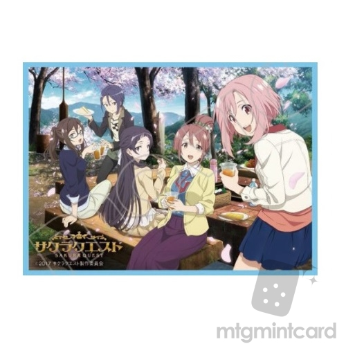 Movic 65 Chara Sleeve Mat Series - Sakura Quest - MT347
