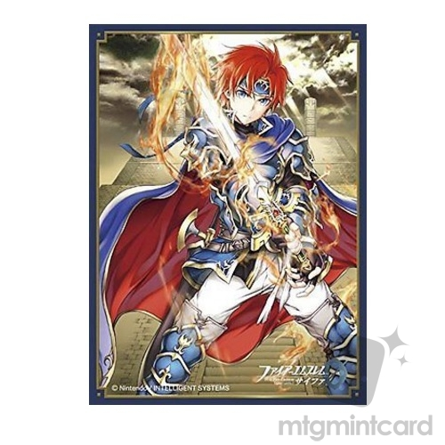 TCG Fire Emblem 0 Cipher Card Sleeves - Roy - FE-29