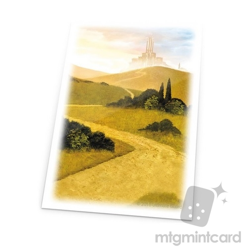 Ultimate Guard 80 - Printed Sleeves Lands Edition - Plains I - UGD010635
