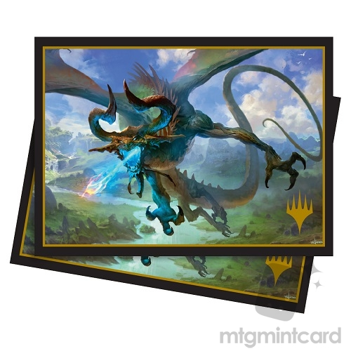 Ultra PRO 100 Magic Deck Protector Sleeves - Elder Dragons: Nicol Bolas, the Ravager - 86858