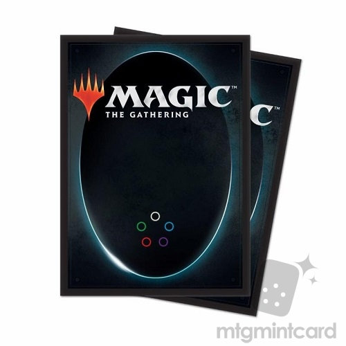 Ultra PRO 120 Magic Deck Protector Sleeves - Card Back 2018 - 86768