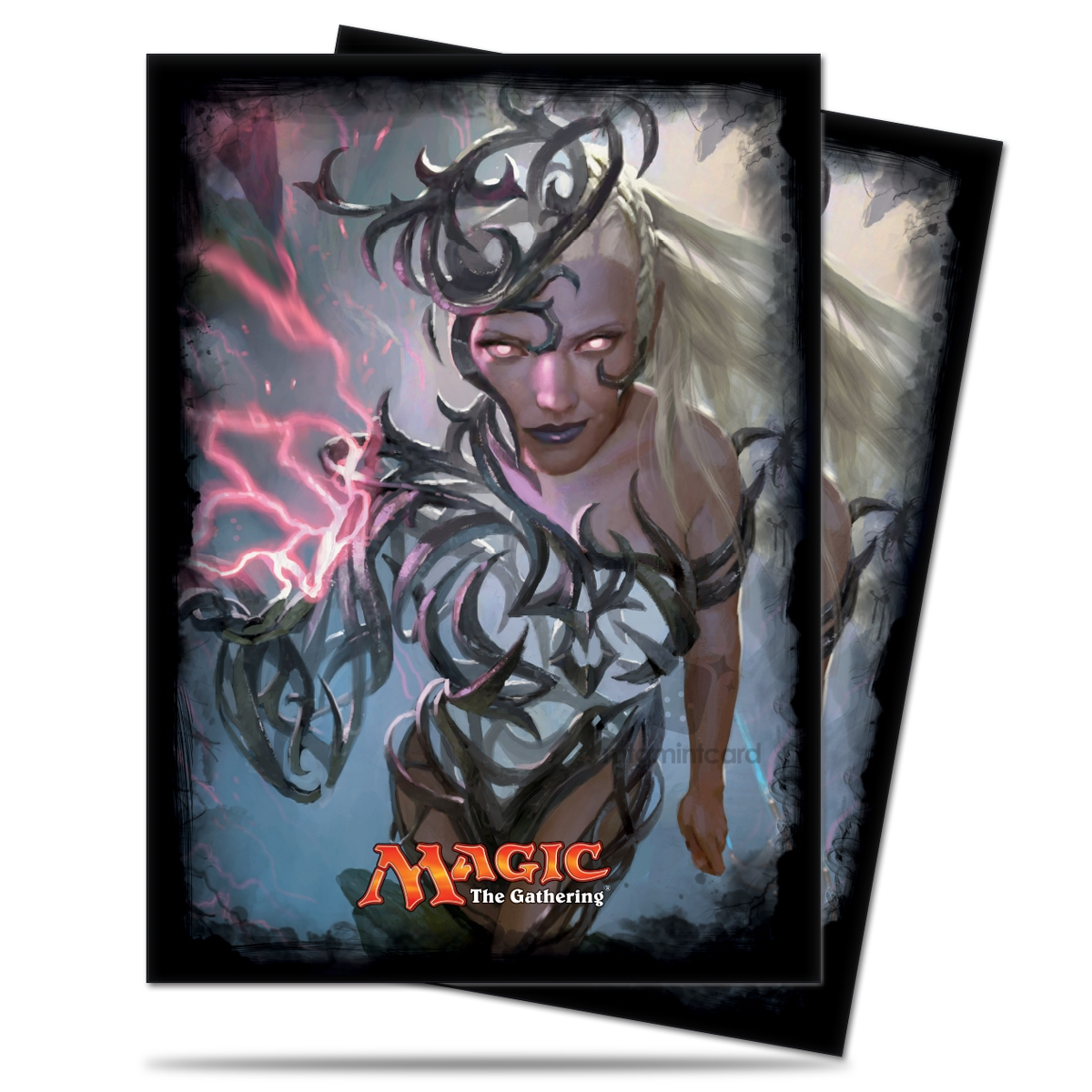 Ultra PRO 120 Magic Deck Protector Sleeves – Commander 2016 - Breya, Etherium Shaper- 86475