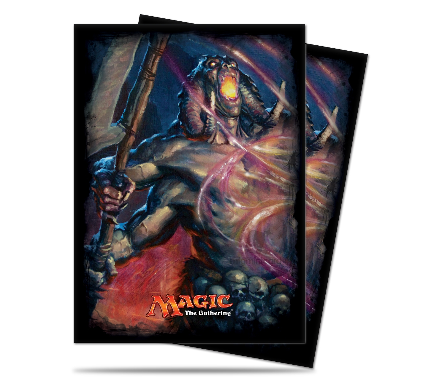 Ultra PRO 120 Magic Deck Protector Sleeves – Commander 2016 - Yidris, Maelstrom Wielder - 86478