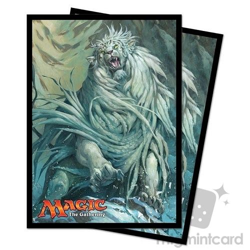 Ultra PRO 120 Magic Deck Protector Sleeves – Commander 2017 - v3 - 86595