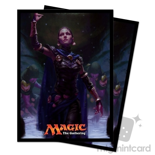 Ultra PRO 120 Magic Deck Protector Sleeves – Commander 2017 - v4 - 86596