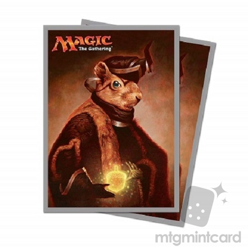 Ultra PRO 120 Magic Deck Protector Sleeves - Unstable - v3 Earl of Squirrel - 86676