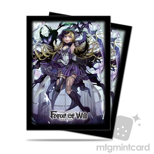 Ultra PRO 65 - Standard Deck Protector Sleeves - Force of Will - A2: Dark Alice - 84785