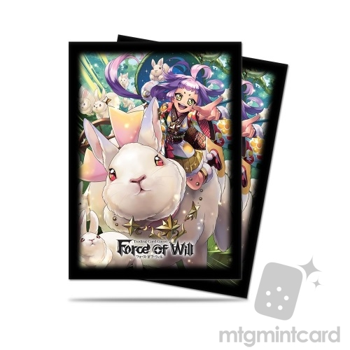 Ultra PRO 65 - Standard Deck Protector Sleeves - Force of Will - A4: Kaguya - 84969
