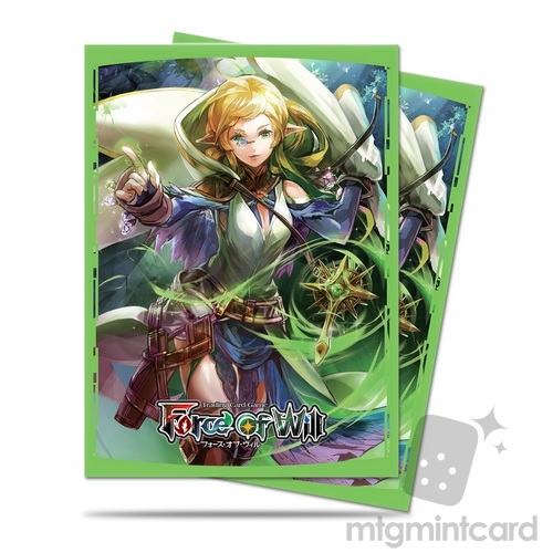 Ultra PRO 65 - Standard Deck Protector Sleeves - Force of Will - L1: Fiethsing - 85075