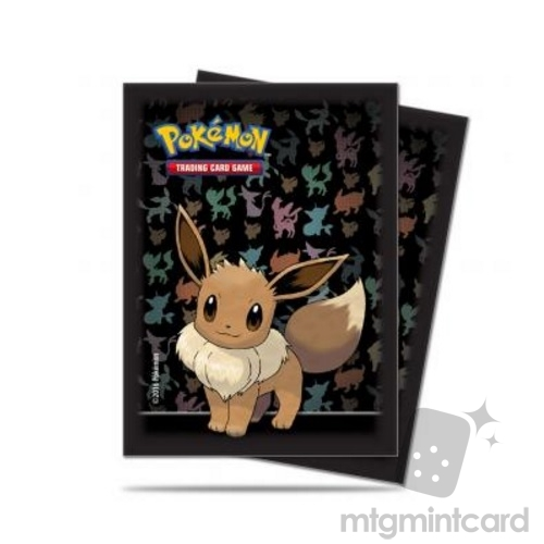 Ultra PRO 65 - Standard Deck Protector Sleeves - Pokemon - Eevee - 84922