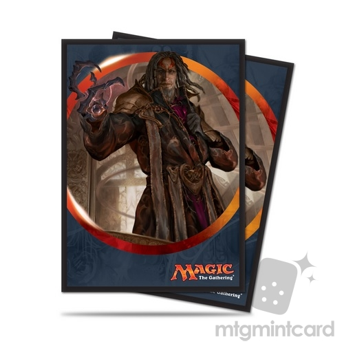 Ultra PRO 80 Magic Deck Protector Sleeves - Aether Revolt - V2 Tezzeret the Schemer - 86487