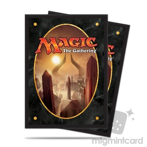 Ultra PRO 80 Magic Deck Protector Sleeves - Amonkhet Card Back - 86453