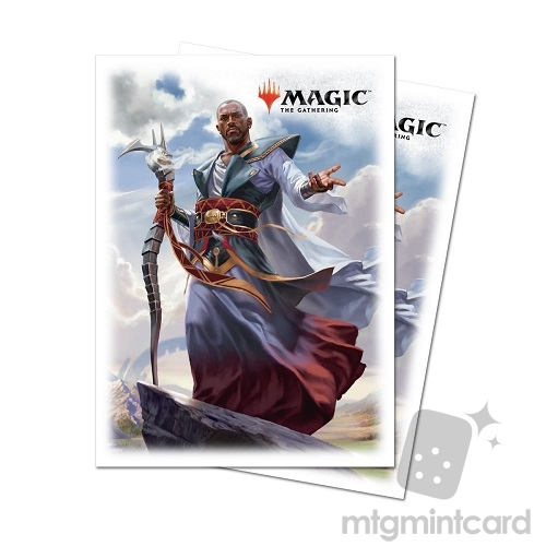 Ultra PRO 80 Magic Deck Protector Sleeves - Dominaria - v2 Teferi, Hero of Dominaria - 86720