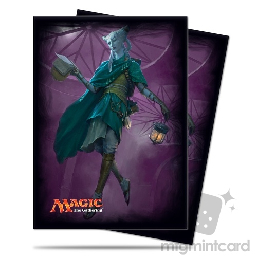 Ultra PRO 80 Magic Deck Protector Sleeves - Eldritch Moon - Tamiyo, Field Researcher - 86381