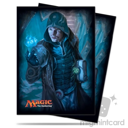 Ultra PRO 80 Magic Deck Protector Sleeves - Shadows over Innistrad – Jace – 86337