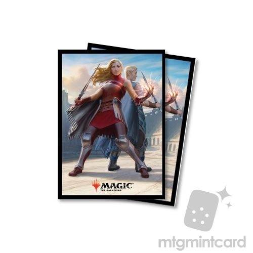 Ultra PRO 80 Magic the Gathering Deck Protector Sleeves - Battlebond - v2 Rowan Kenrith - 86846