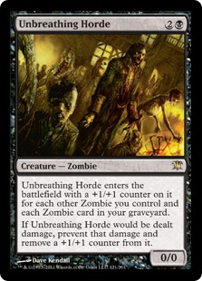 Endless Ranks Of The Dead Innistrad Magic The Gathering MTG Card
