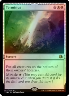 Feuille de FIRESPOUT FTV Annihilation Magic Magic the gathering Comme neuf CARD