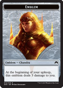 ZOMBIE TOKEN X4 Magic Origins ORI Magic MTG MINT CARD 5//14