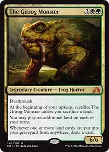 TITANIA PROTECTOR OF ARGOTH commandant anthologie Magic Magic the gathering Comme neuf CARD
