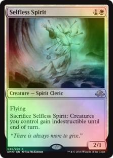 FOIL SPELL QUELLER Eldritch Moon EMN Magic MTG MINT CARD