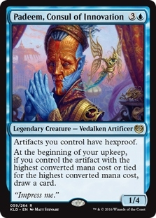 MTG COMMANDER 2018 EDITION * Thopter Spy Network