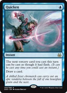 GRAPESHOT X4 Duel Decks Mind Vs Might Magic MTG MINT CARD