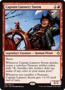 MTG Fathom Fleet Captain XLN Mint N//M FREE Delivery