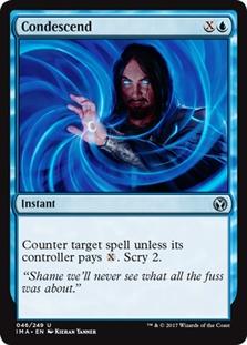 FOIL MANA LEAK X4 Iconic Masters Magic MTG MINT CARD
