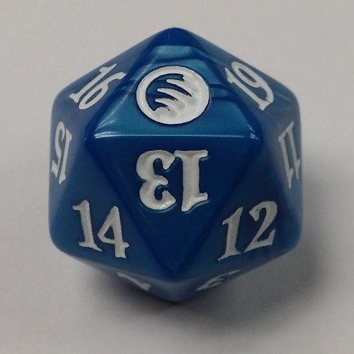 20-SIDED LIFE COUNTER DICE SET FATE REFORGED magic MTG Mint Card