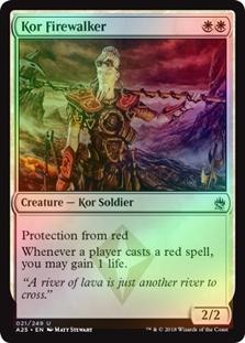 FOIL SAVANNAH LIONS X4 Masters 25 Magic MTG MINT CARD