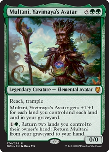 Turntimber Sower Near Mint Normal English Magic the Gathering MTG Commander 2018