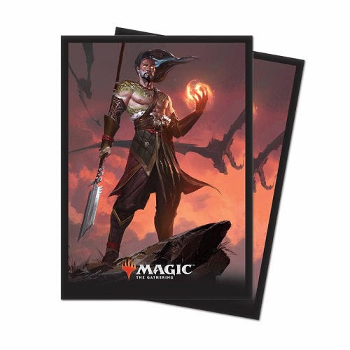 Ultra PRO 120 Magic Deck Protector Sleeves Commander 2017 V4 FREE SHIPPING