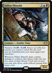 MIST-SYNDICATE NAGA X4 Modern Horizons Magic MTG MINT CARD