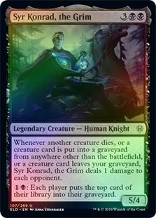 YOUTHFUL KNIGHT X4 Throne Of Eldraine ELD Magic MTG MINT CARD