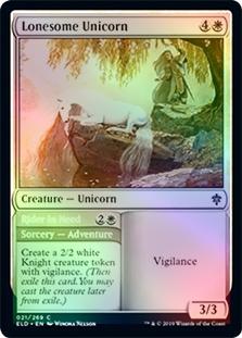 Throne of Eldraine Mtg x4 4x ELD Magic Bog Naughty-Foil 080