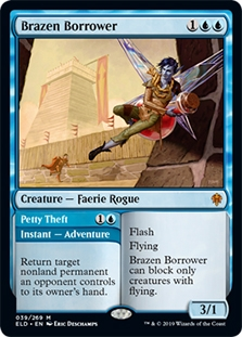 THIEF OF CROWNS Throne Of Eldraine ELD Planeswalker Magic MTG MINT CARD OKO