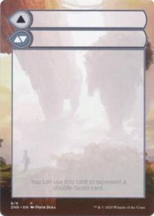 HELPER CARD X10 Zendikar Rising ZNR Magic MTG MINT CARD 9//9